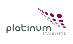 Platinum stairlifts logo
